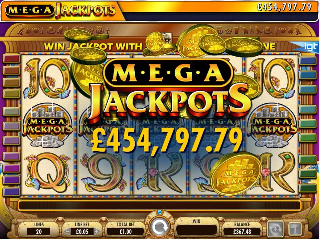 slot mesin jackpot