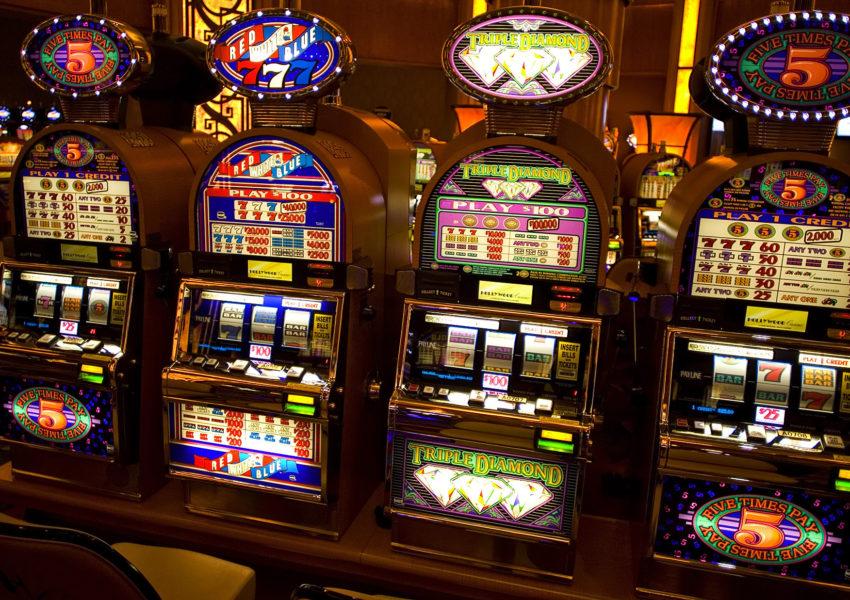 Slots mesin