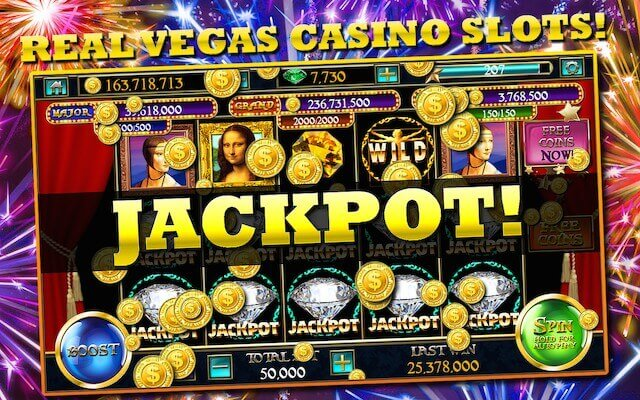 jackpot slot mesin