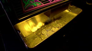 coin slot mesin